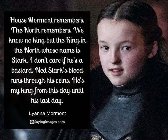 80 Best Game Of Thrones Quotes
