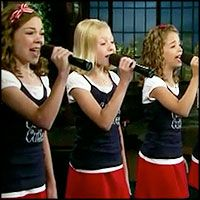 Cactus Cuties Beautifully Sing the National Anthem - Happy 4th of July! - Music Video