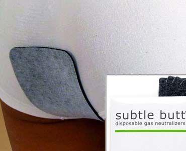 Fart Gas Neutralizing Pads - http://tiwib.co/fart-gas-neutralizing-pads/ #Clothing, #Wearables