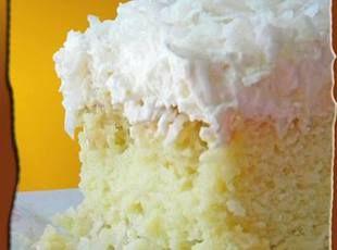 HAWAIIAN WEDDING CAKE Recipe   Just A Pinch Recipes