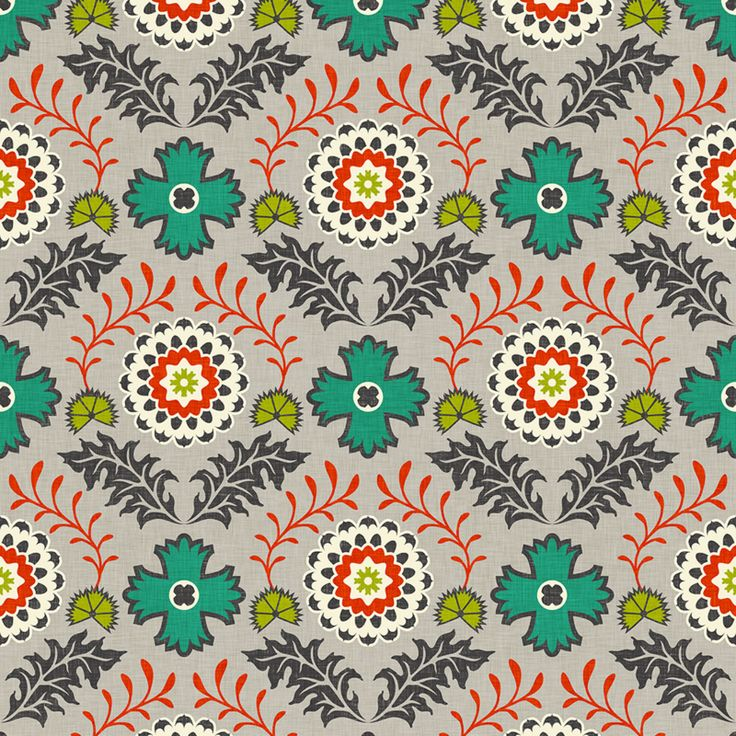393 best images about • Spoonflower: Florals    Herbs • on ...