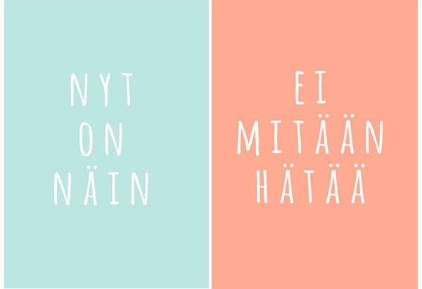 Vadelmalandia: Kuinka kaunis onkaan suomen kieli,