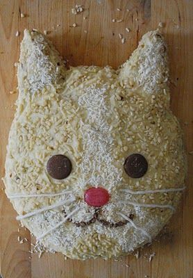 If I were your neighbor and knew how to bake ~ I bake my Sweet Friend Joanne a =^..^= Kitty Cat Cake!!! (Hahahahaha!!!)