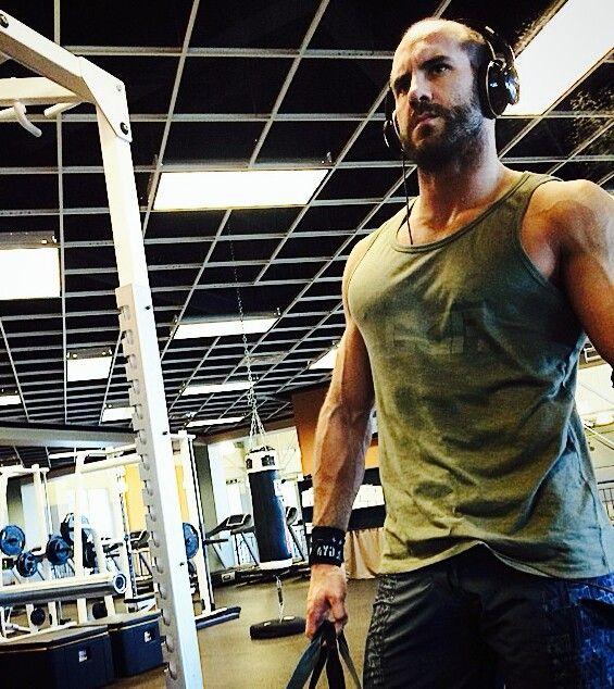 Cesaro Strength Training Is A Beast Fitness Pinterest