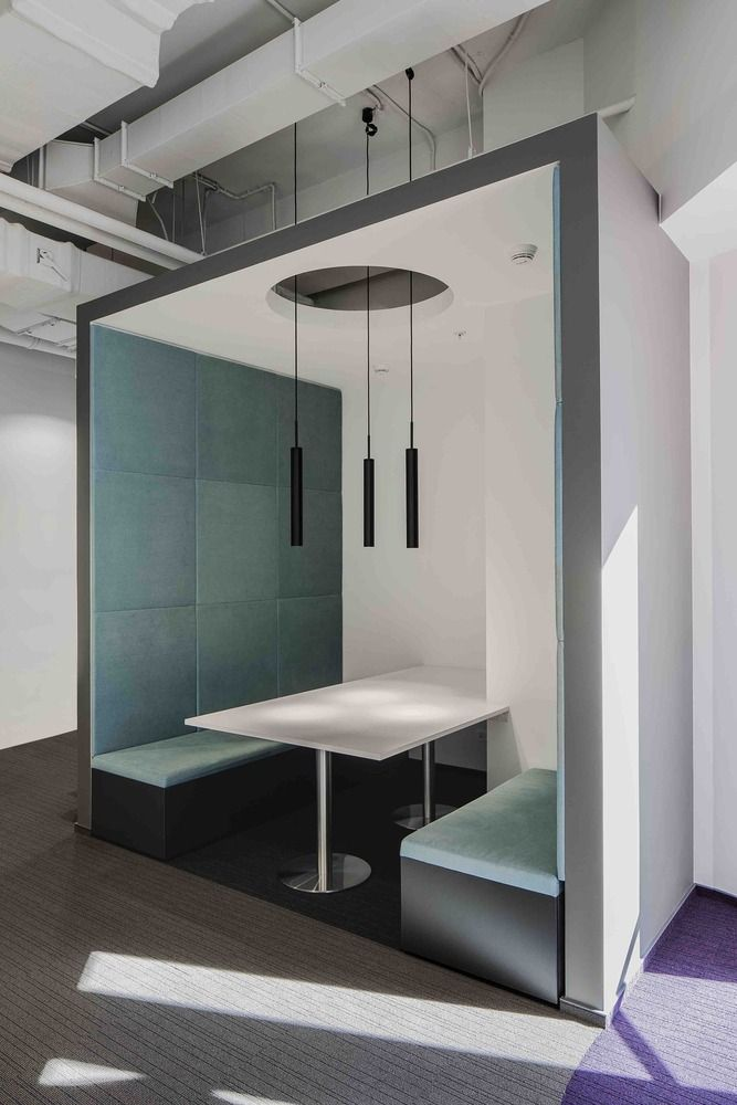 Gallery of Orange Business Services Office / T+T Architects - 7