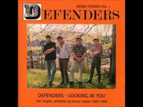 Defenders - jeg har aldrig fået noget