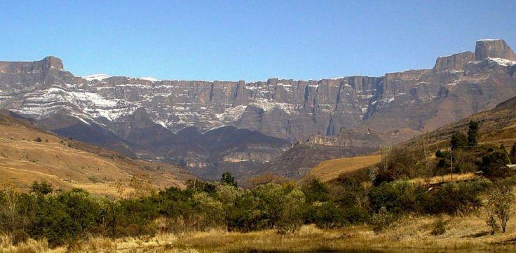 Drakensberg.