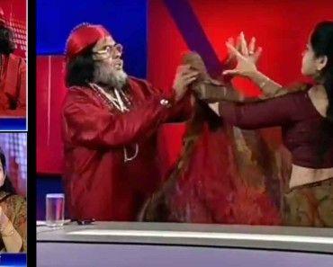 God-Persons Slapping Each Other- Deepa Sharma Slaps Om Ji