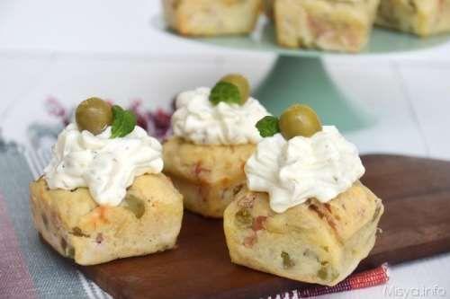 Finger food ricette Cupcake salati