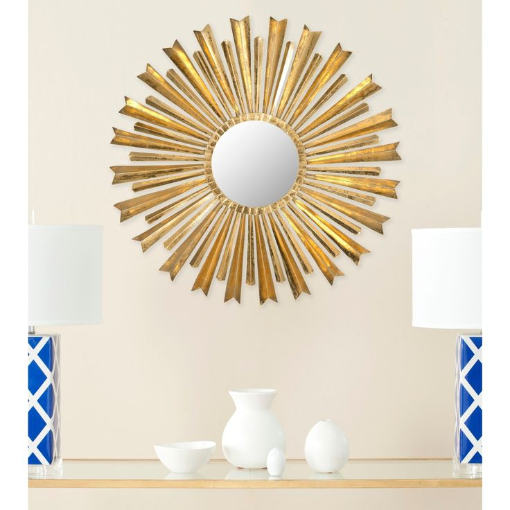 1000 Ideas About Gold Mirrors On Pinterest Mirrors