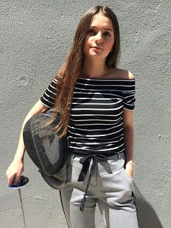 nina's pause: When fencing meets fashion