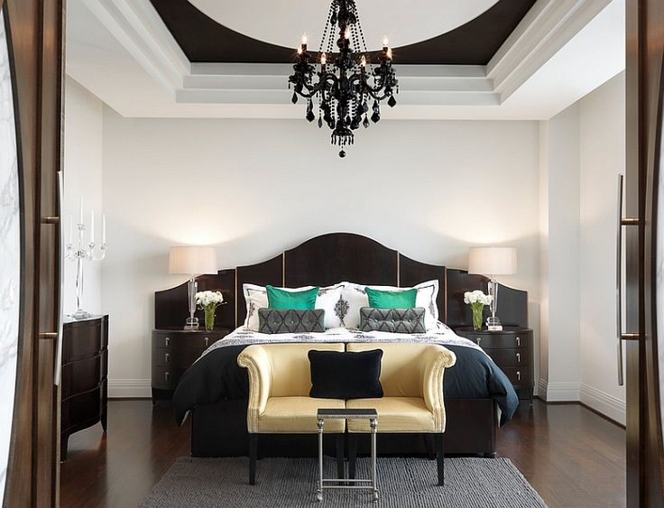 Black Luxury Bedrooms