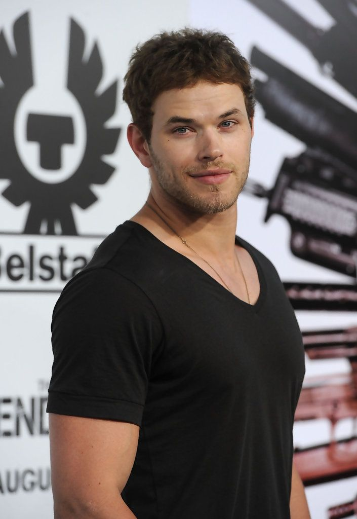 "Kellan Lutz Photos: Premiere Of Lionsgate Films' ""The Expendables"" - Arrivals"