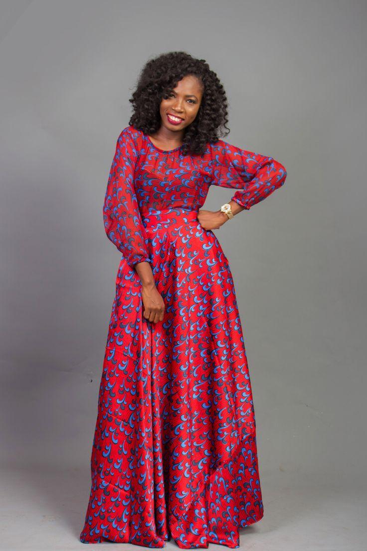 African dress styles 2018 olympics
