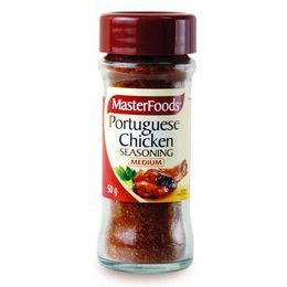 Portugese Seasoning – MasterFoods 50g | Shop Australia