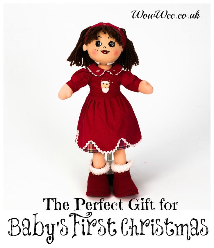 The Perfect Gift for Baby's First Christmas http://www.wowwee.co.uk/Personalised-Christmas-Stockings-WowWee-co-uk-s/35.htm
