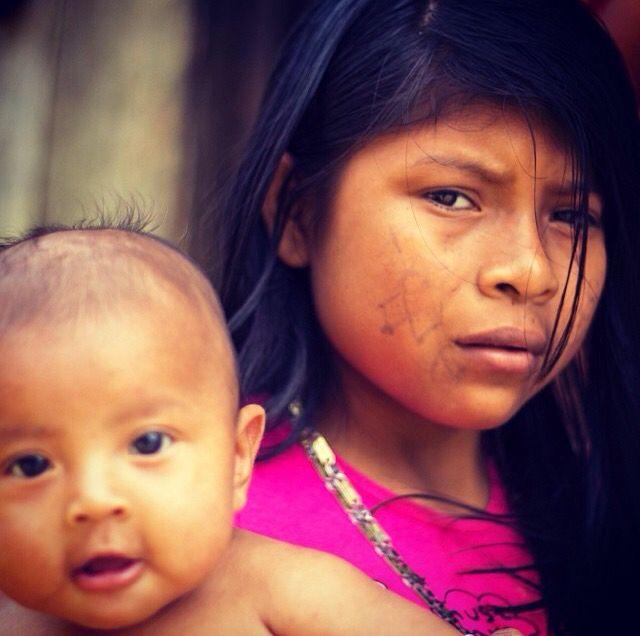 Comunidad Embera Wounaan