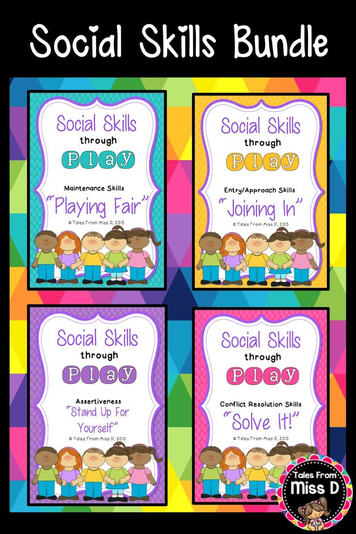 Bilingual dolphin counting card 6 clipart etc - Social Skills Through Play Bundle