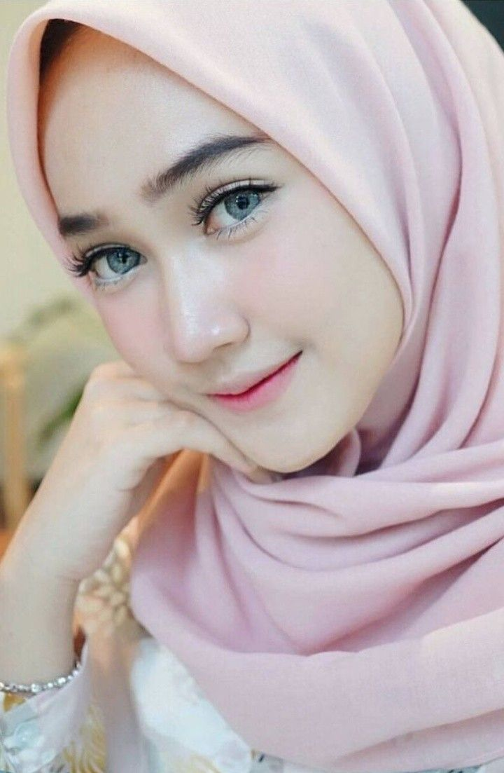 Мусульманская девушка картинка есть
