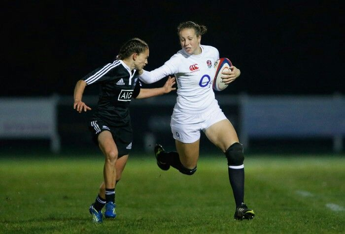 Be an Emily Scarratt at all times.