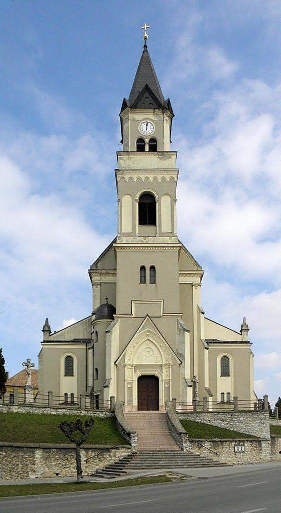 Szent Kereszt templom, Mór