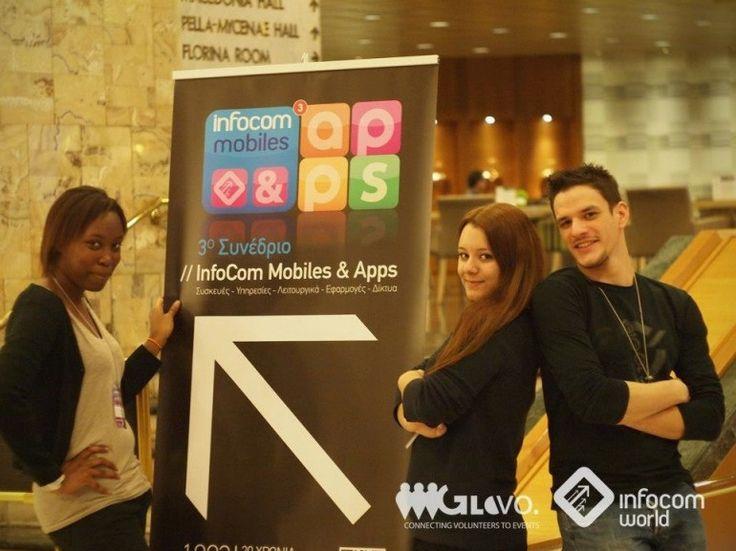GloVo @ 3rd InfoCom World Conference 2013