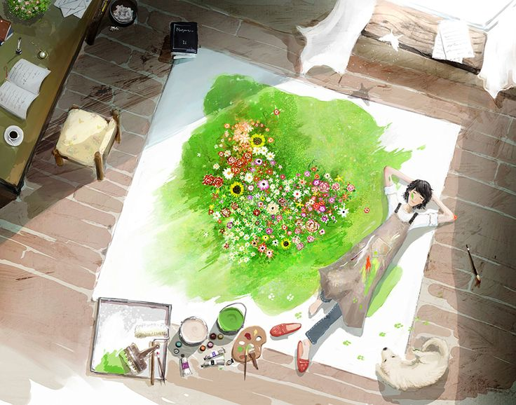 소풍 by 현현 Creator's Playground: Grafolio