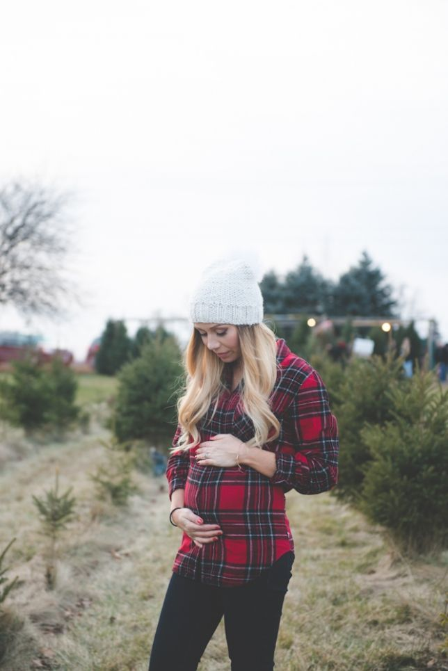 Maternity style // Three Little Crowns