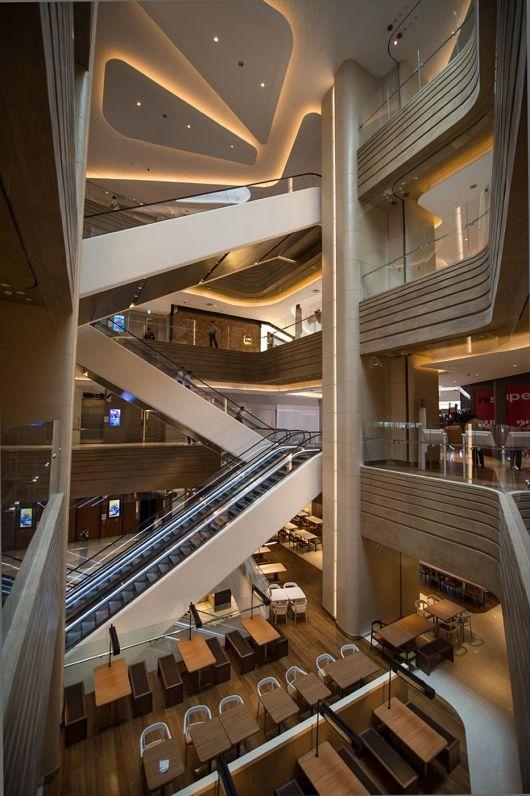 Hysan Place | Kohn Pederson Fox Associates; Interiors: Benoy | Bustler