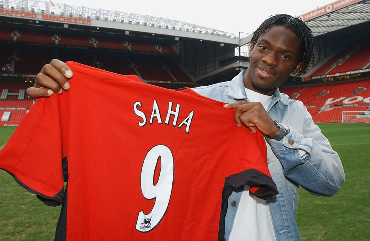Frenchman Louis Saha was brought in by Sir Alex Ferguson to bolster @manutd's already burgeoning attacking line-up back in 2004.