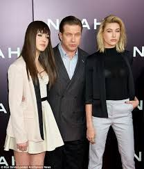 Stephen Baldwin:  Daughter Alaia (born 1993) Daughter Hailey (born 1996)