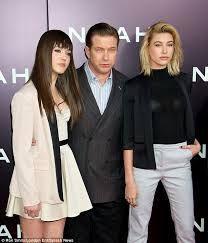 Stephen Baldwin:  Daughter Alaia (born 1993) Daughter Hailey (born 1996)