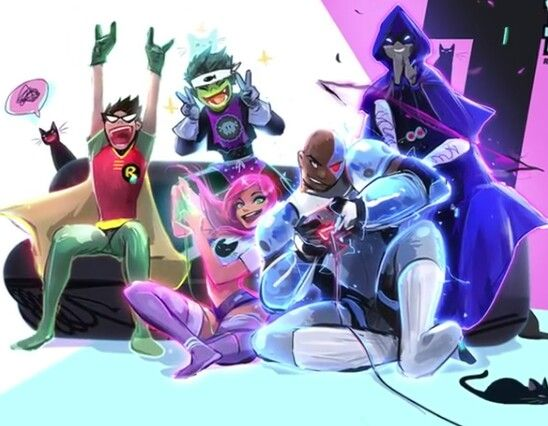 Pin By Rylee Holmes On Drawing Inspiration  Teen Titans -6528