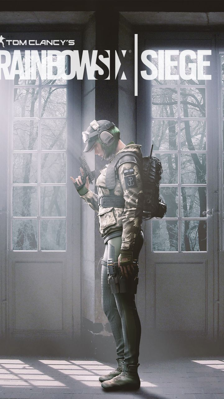 Operator Ela Tom Clancy S Rainbow Six Siege Video Game 720x1280 Wallpaper Rainbow Six Siege Art Tom Clancy S Rainbow Six Rainbow Wallpaper