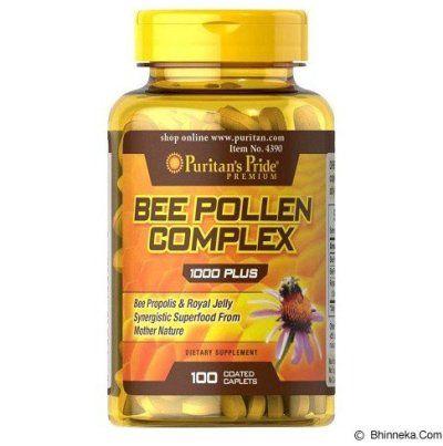 Manfaat Bee Pollen Complex yang Ajaib Sebagai Anti-Penuaan