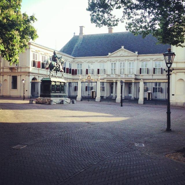 Paleis Noordeinde, The Hague