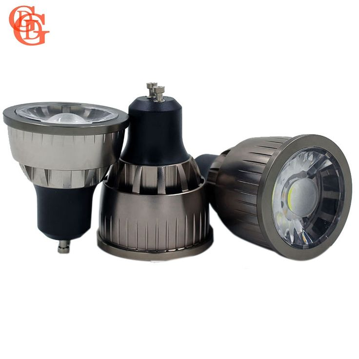 5W 7W 9W Dimmable LED Spotlight Bulb AC85-265V LED COB Spotlight Bulbs  Gu10 MR16 COB LED Spotlight Bulb #Affiliate
