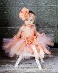...: Safe, Peony Couture, Peach Peonies, Tutu Dresses, Crochet Tutu Dress, Baby Girl, Baby Crochet, Princess Peach
