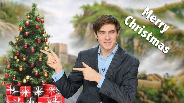Saying Merry Christmas in Chinese | Learn Chinese Now