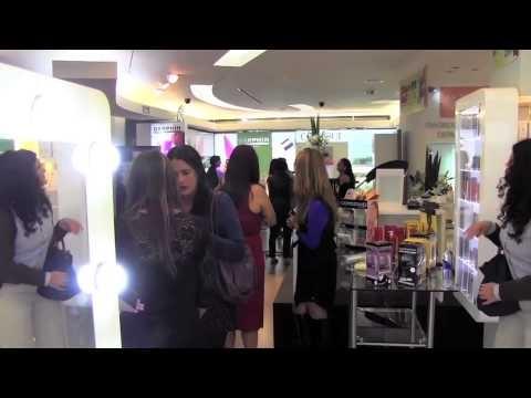 Presentación de marca en esxclusiva para Derma: MUD y COMODYNES