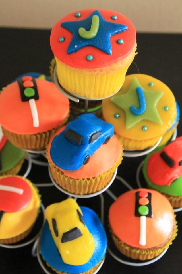 Auto-cupcakes!
