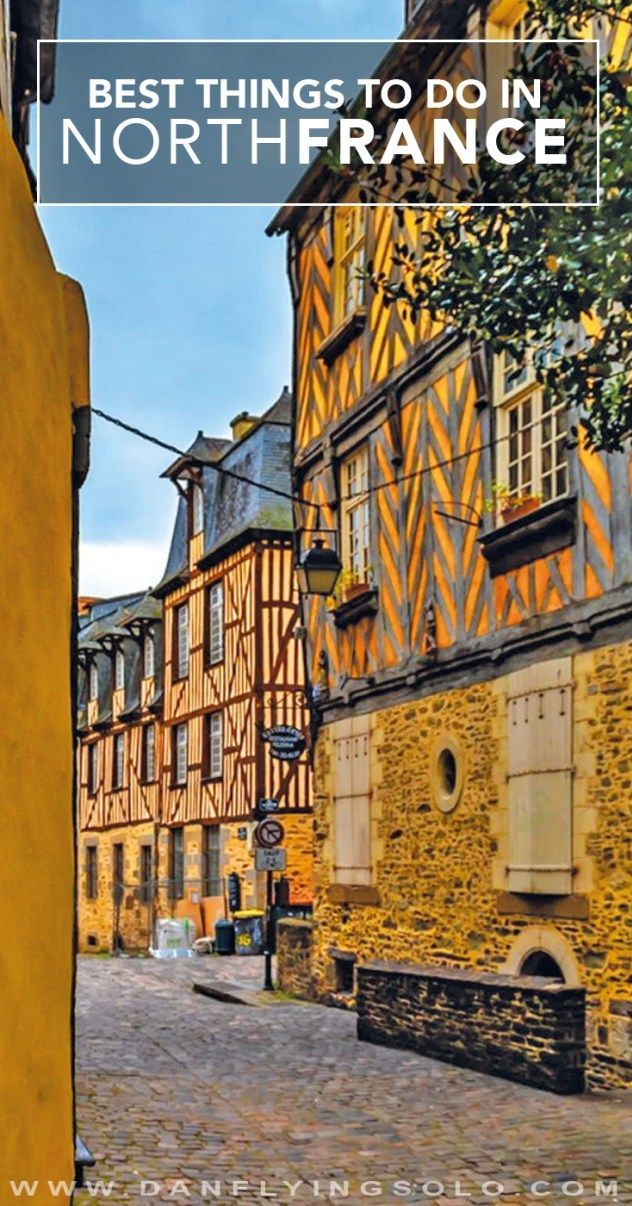 A Quick Guide to Northern France: Brittany and Normandy