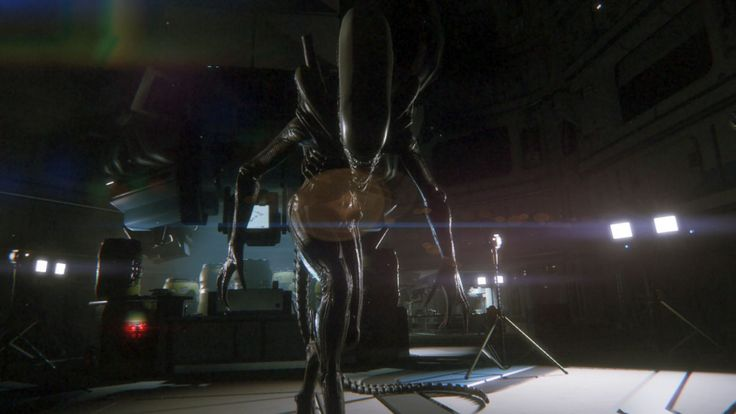 My post about Alien: Isolation.