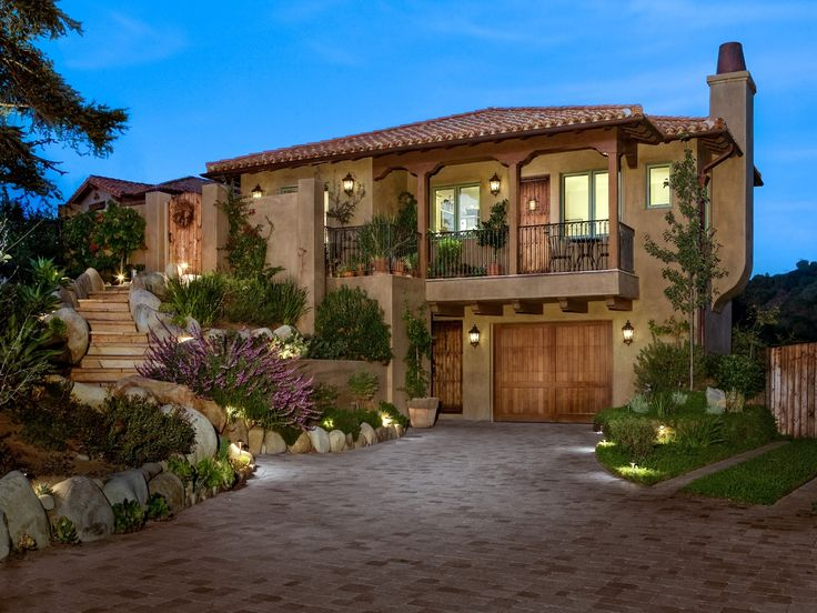 75 best collection mediterranean images on pinterest for Santa barbara luxury homes for sale