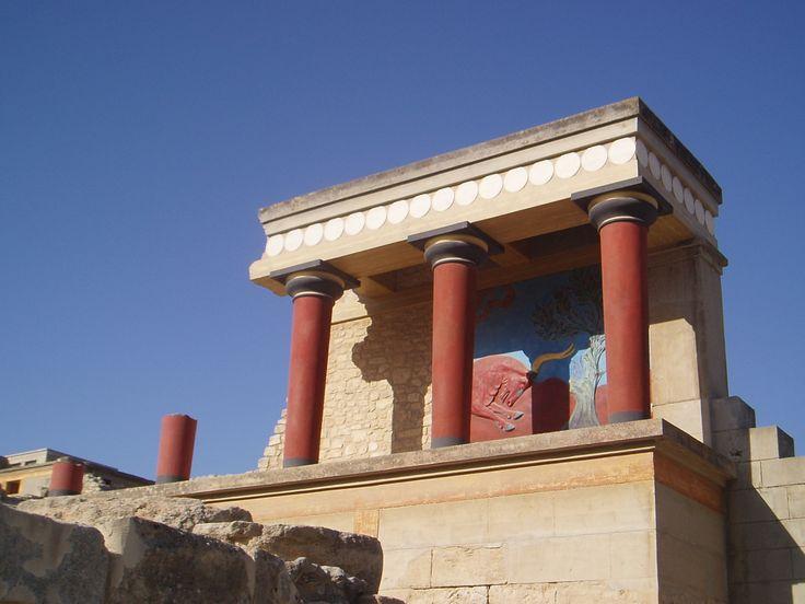MINOAN PALACE CITY OF KNOSSOS