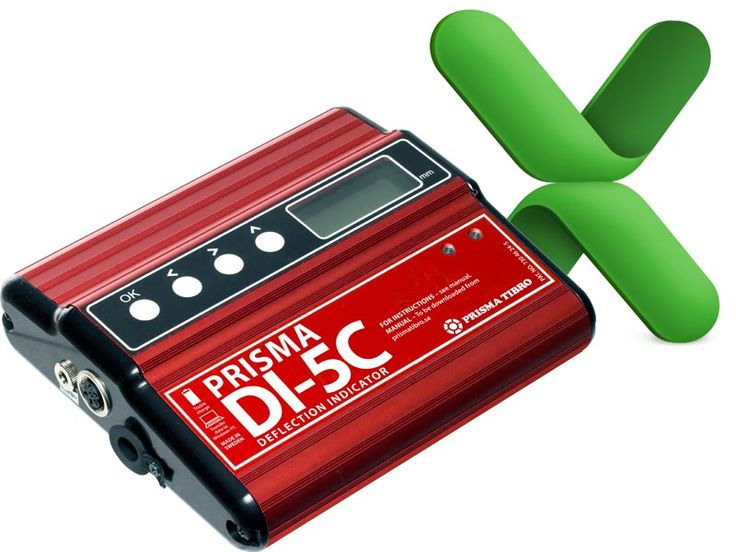 Now it is possible to export Your data about deflection indication made with Prisma DI-5C to to Microsoft Excel. Get link to the latest version of Prisma DI-5C Software, free of charge: 4.0.1