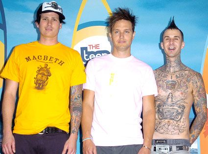 Travis Barker's Emergency Surgery Forces Blink-182 to Cancel Tour Dates