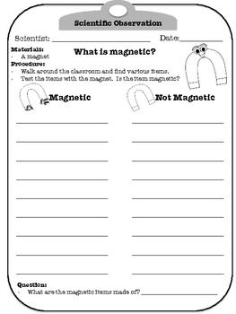 A Scientific Observation of Magnets