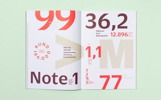 Hanseatic Bank Annual Report Design By Eiga Diseno Editorial