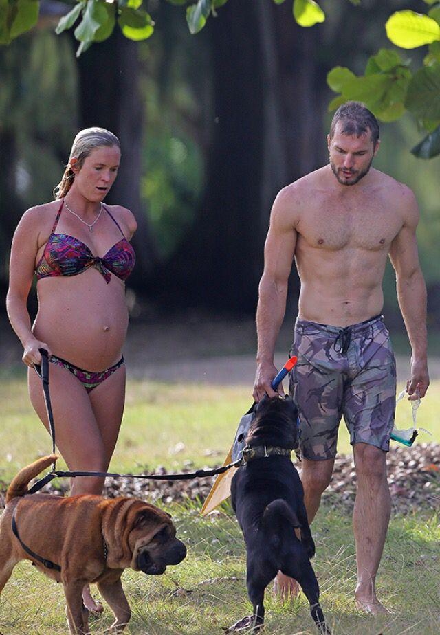 Bethany Hamilton pregnant